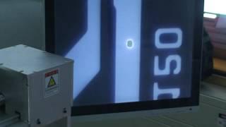ito horizontal line laser repair