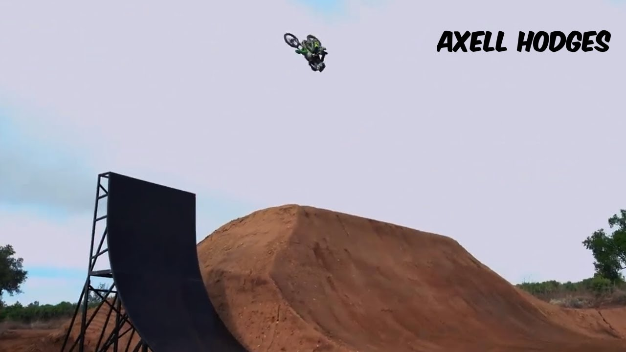 Axell Hodges - Alley Oop Edit