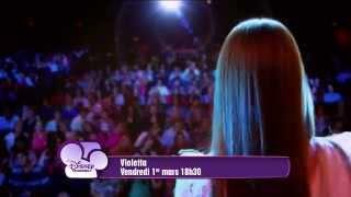 Violetta - Dernier épisode de la saison 1 -  Bande Annonce - 1er mars 18h30 sur Disney Channel