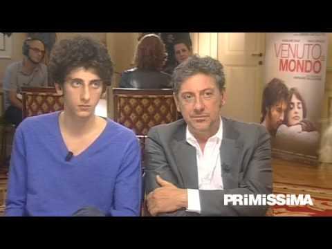Intervista a Pietro e Sergio Castellitto regista del film Venuto al mondo  Primissima.it