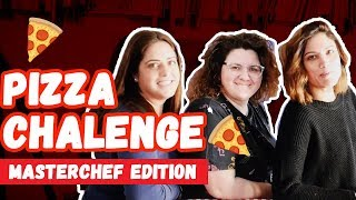 Pizza Challenge Master Chef Edition!