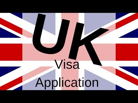 U.K Visa Application In 2019 (USA)