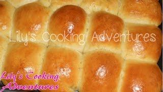 Cách làm bánh mì ngọt | Homemade Dinner Rolls Recipe