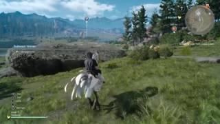 easy fast AP farming in Final Fantasy XV