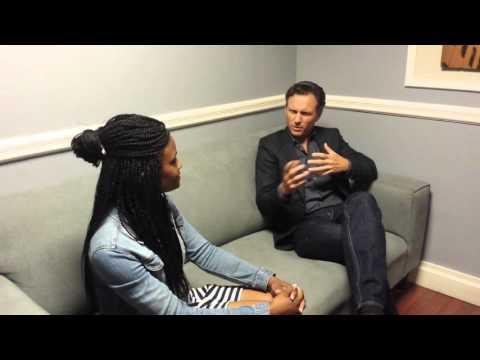 TONY GOLDWYN INTERVIEW