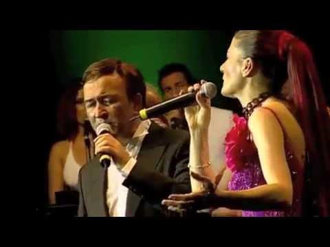 Erol Evgin & Candan Erçetin(Orkestra ile Canlı Performans)- CANIM BENİM - Seksenler