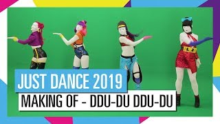 MAKING OF / DDU-DU DDU-DU - BLACKPINK / JUST DANCE 2019 [OFFICIEL] HD