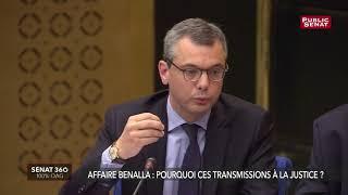 Affaire Benalla: pourquoi le Sénat a décidé de saisir la justice ?