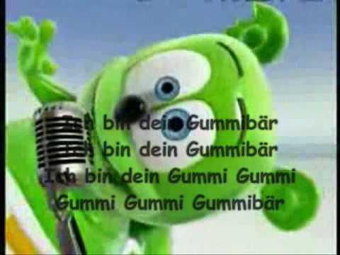 Gummibär song und lyrics