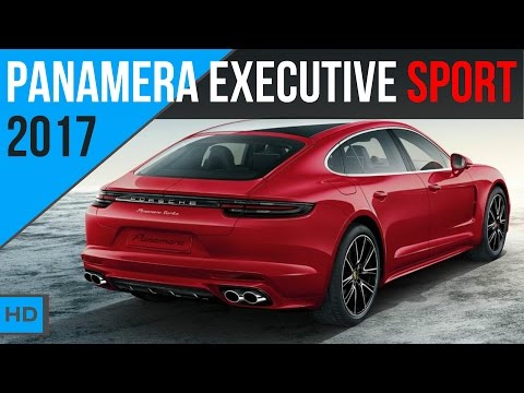 2017 Porsche Panamera Turbo Executive SPORT