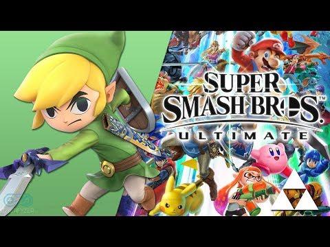 Title Zelda: Tri Force Heroes New Remix - Super Smash Bros Ultimate Soundtrack