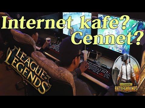 Internet Kafe mi? Cennet mi? Made by Atakan