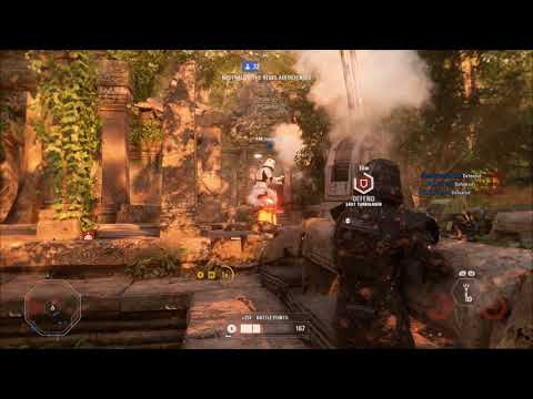 Small Assault on Yavin 4 - Star Wars Battlefront 2