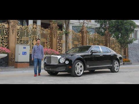 [XEHAY.VN] Trailer Review Bentley Mulsanne tại Hà Nội
