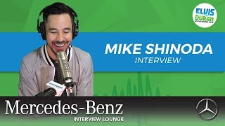 Mike Shinoda on Going Solo | Elvis Duran Show