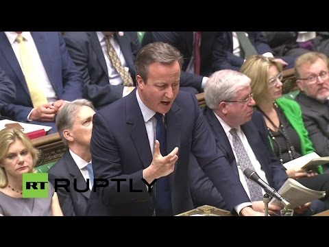 LIVE: Cameron attends first PMQs after 'Brexit' vote