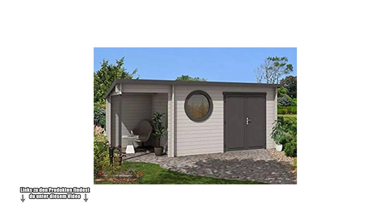 TINY HOUSE AUF AMAZON ?! - Ein vollwertiges Tiny Haus auf Amazon - Lohnt  sich das Gartenhaus?