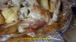 Рецепт бараньей ноги запеченной в духовке 2014