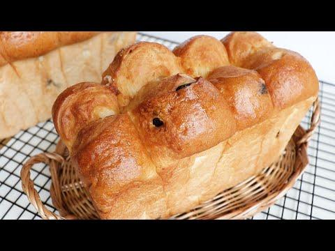 Let's Add Raisins In Dough !! Unbelievable!!!