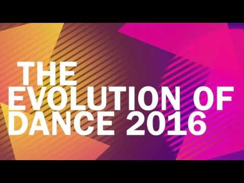 The Evolution Of Dance 2016