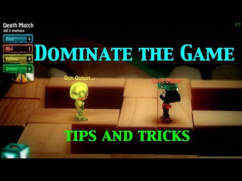 MORE Tips and Tricks for Bombsquad! | Dominate The Game