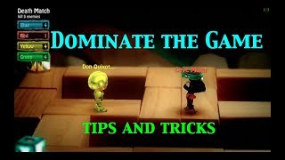 MORE Tips and Tricks for Bombsquad! | Dominate The Game screenshot 2