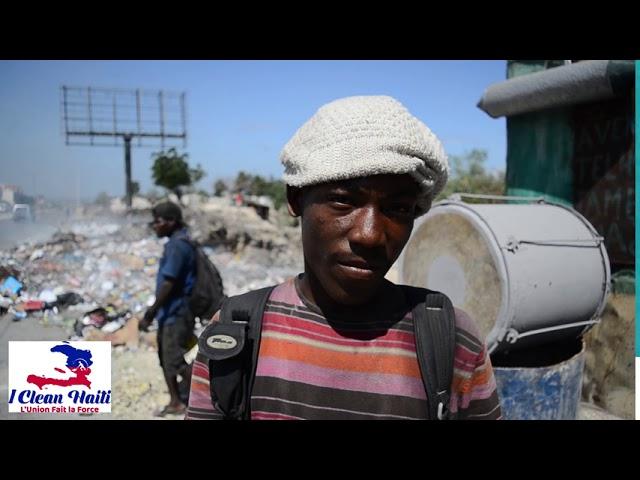 I Clean Haiti