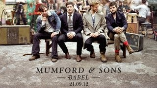 Mumford Sons Babel ALBUM REVIEW