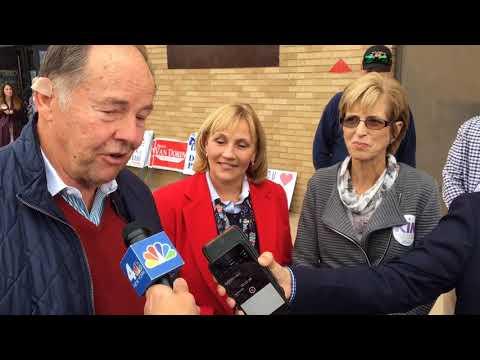 Former governor Tom Kean endorses Kim Guadagno