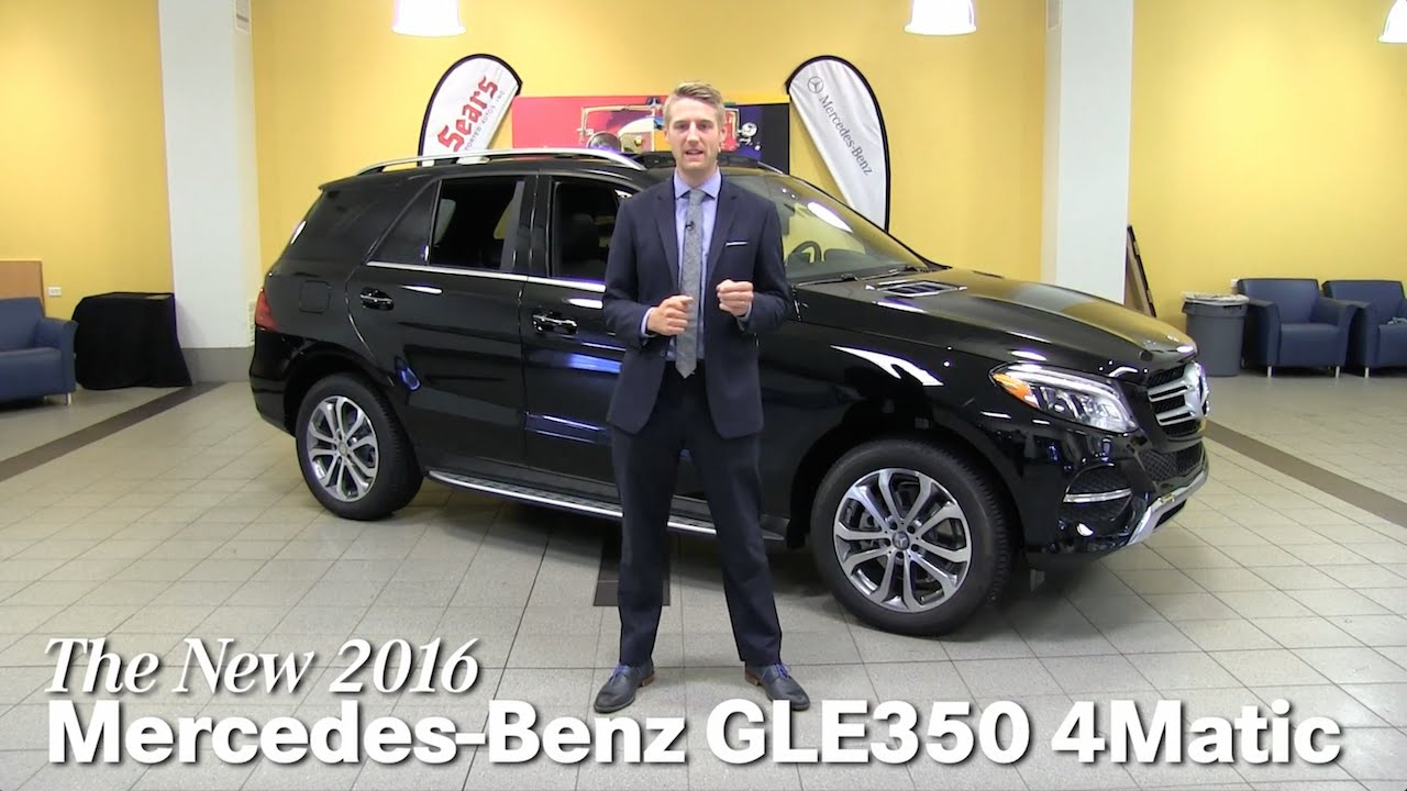 Review new 2016 mercedes benz gle350 gle class for Mercedes benz bloomington mn