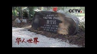 《华人世界》 20190704  CCTV中文国际