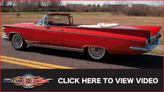 1959 Buick Electra 225 Convertible (SOLD)