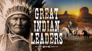 America's Great Indian Leaders - Full Length Documentary - 3689