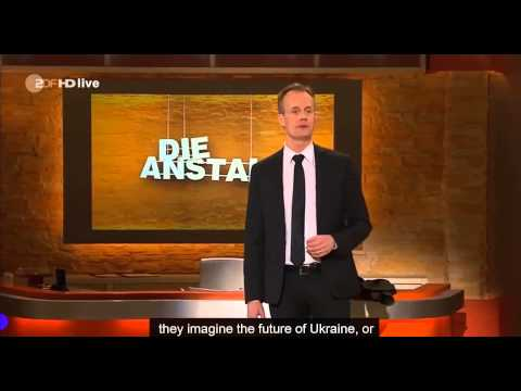 Die Anstalt - Ukraine Maidan with English subtitles