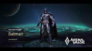 "Arena of Valor Batman ""All Out"" - kinda rusty Jungle - Lunchtime fun AOV ROV Liên Quân"