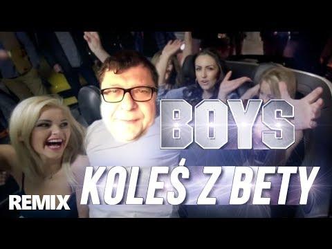 Zbigniew Stonoga ft. BOYS - Koleś z bety REMIX