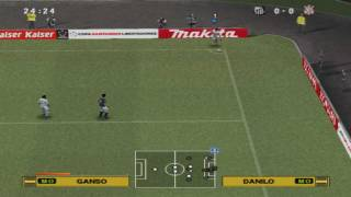 Pro Evolution Soccer 2012 (PES2012) on PCSX2 0.9.8 - Playstation 2 Emulator