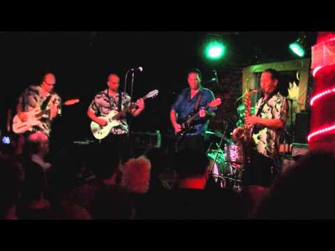 Swami John Reis and the Blind Shake at the Bottom of the Hill, San Francisco, CA 2/12/15
