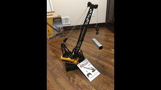 Review for Top Race TR-214 RC Construction Crane