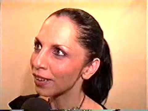 Interview with Sertab Erener (Turkey 2003)