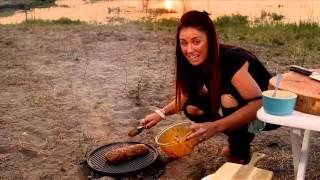 Callie Anne Cooks Into The Wild Promo