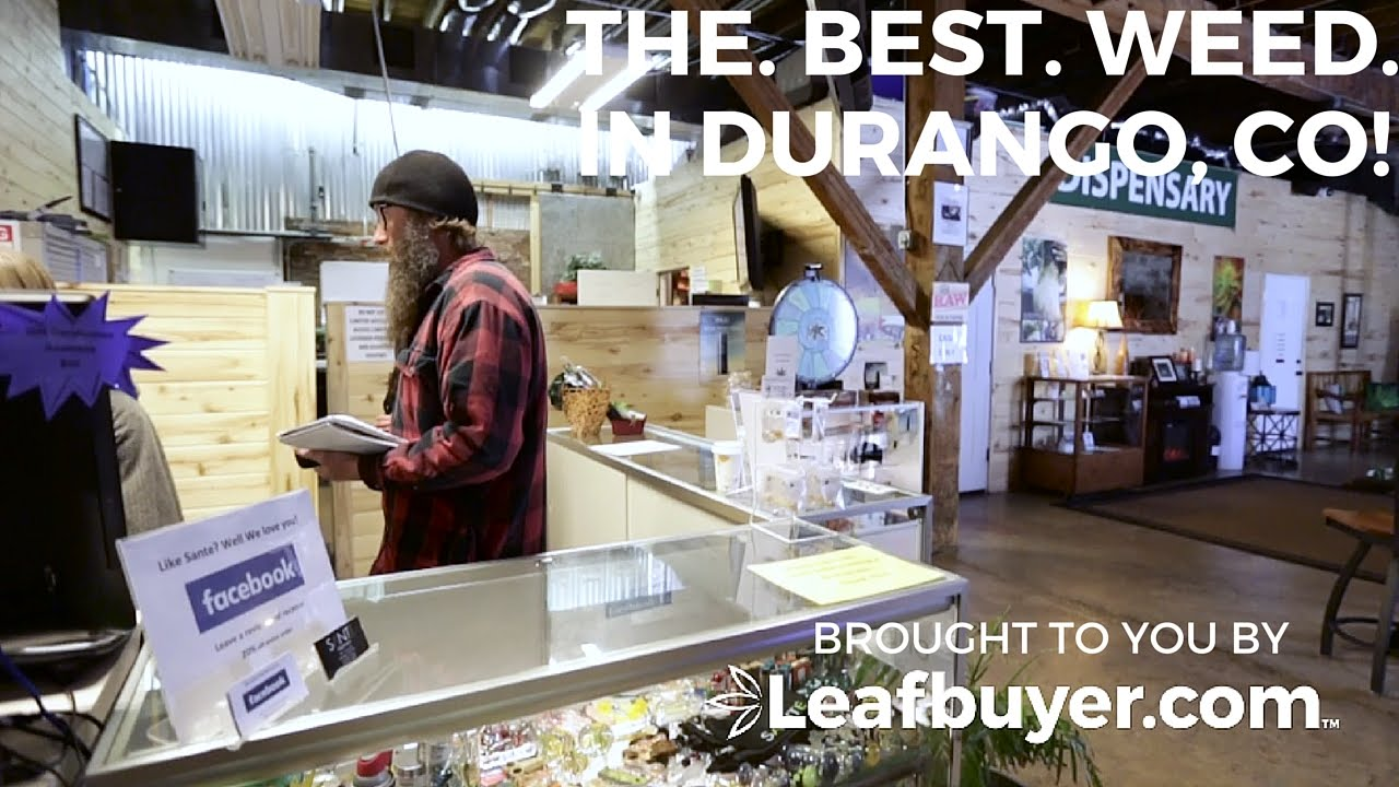 Santé: Durango Co Recreational Marijuana Dispensary