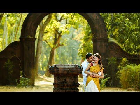 Kashi Thumba Kavayi Neela Vaanam | New Generation Wedding Video | Whatsapp Status | Save The Date