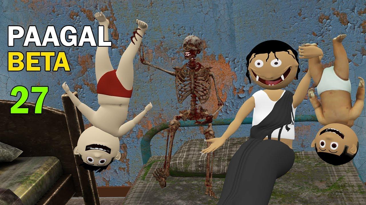 Download PAAGAL BETA 27 | Jokes | CS Bisht Vines | Desi Comedy Video | School Classroom Jokes