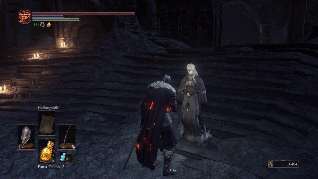 Dark Souls 3 Dunkles Siegel