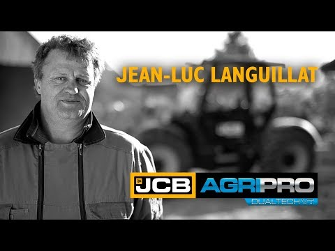 JCB AGRI Pro Loadall Cattle Feeding - France