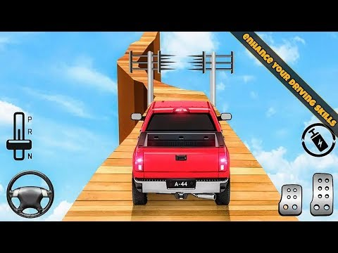 Jeep Stunt Tricks Master Games Hd Android Gameplay Jeep Stunt
