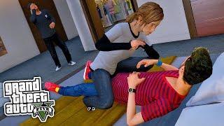 VATER ERWISCHT TOCHTER! 😱 - GTA 5 Real Life Mod