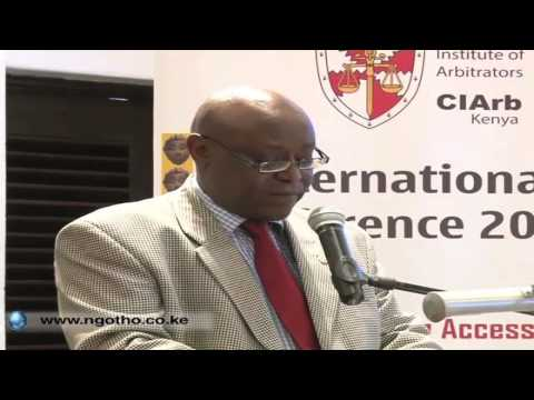 Pathological Clauses in Ad Hoc Arbitration Kenya's Experience