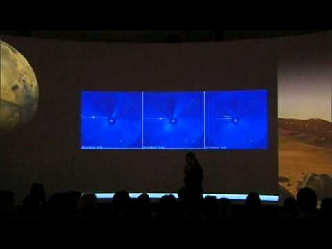 Natalie Batalha lecture on 2012 Venus Transit at NASA Ames Research Center